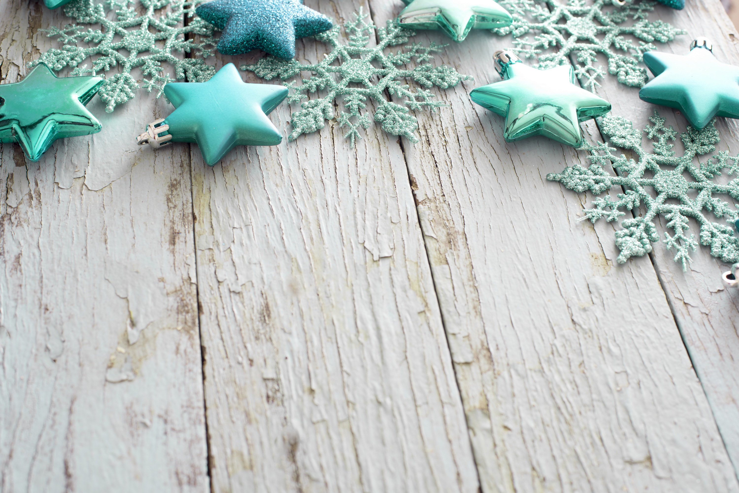 Photo Of Rustic Green Christmas Border Free Christmas Images