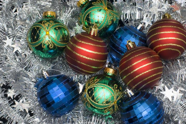 Photo Of Christmas Baubles Free Christmas Images