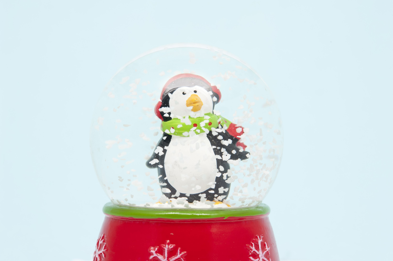 Christmas Snow Globe Craft Kit
