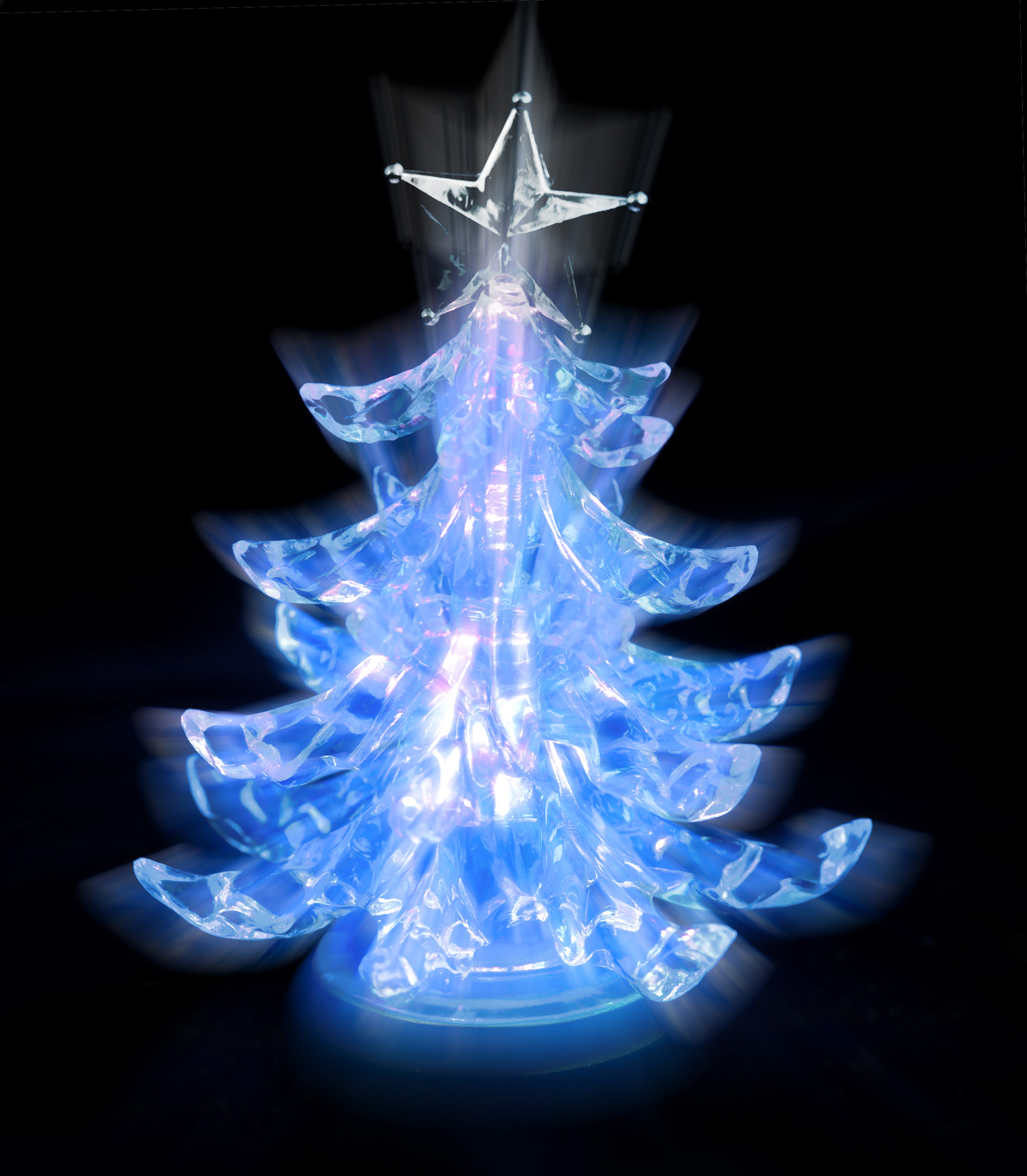 Christmas Tree Light Pictures: Free Christmas Images
